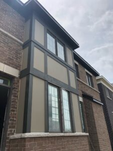 Exterior painting - Outside view of home