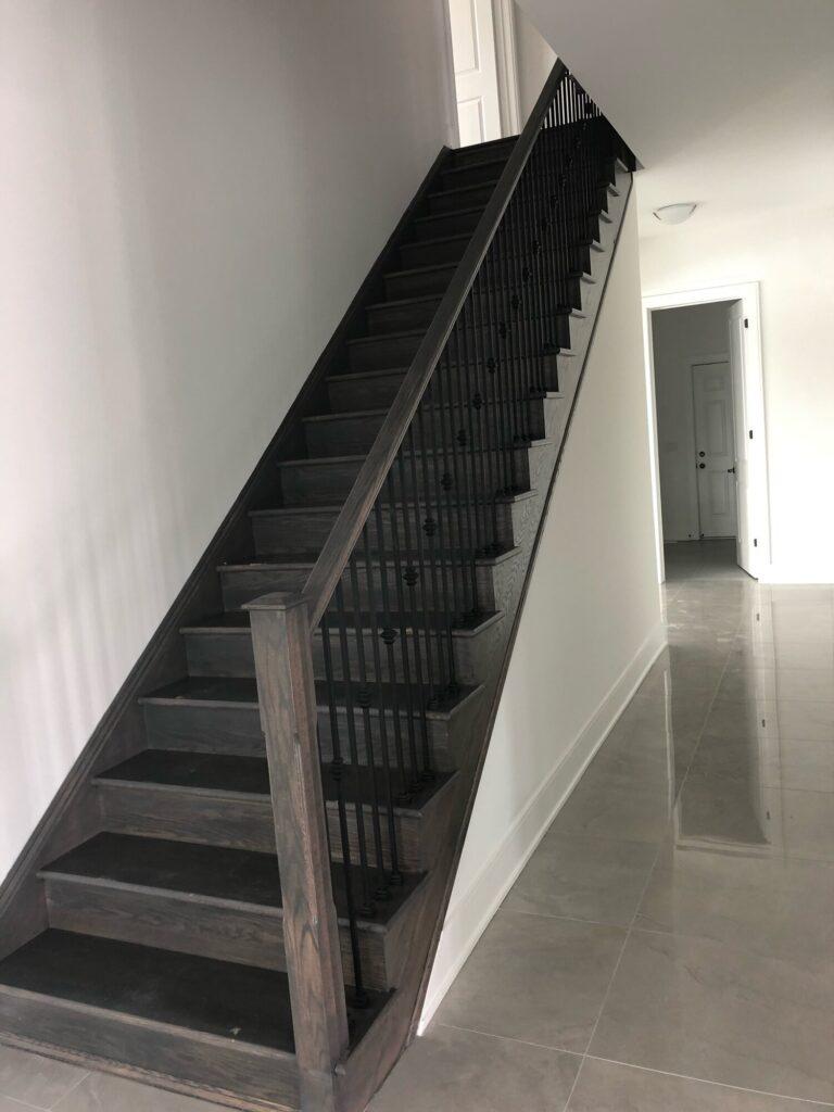Interior Painting - near stairs