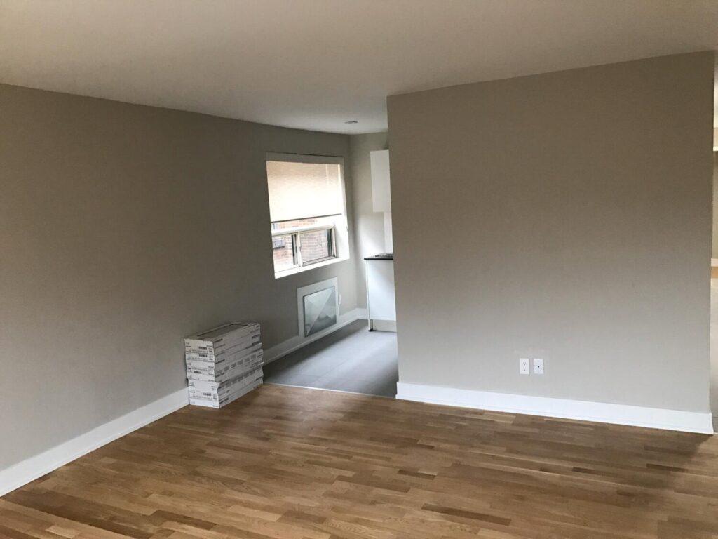 Interior painting - room