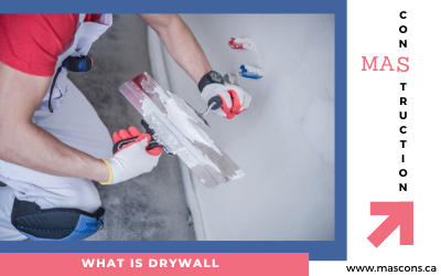 What is drywall