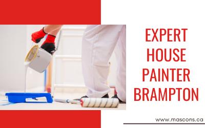 painting in brampton - expert painters