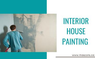 Painting in Brampton - Interior house