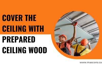 Cover-ceiling-with-prepared-ceiling-wood