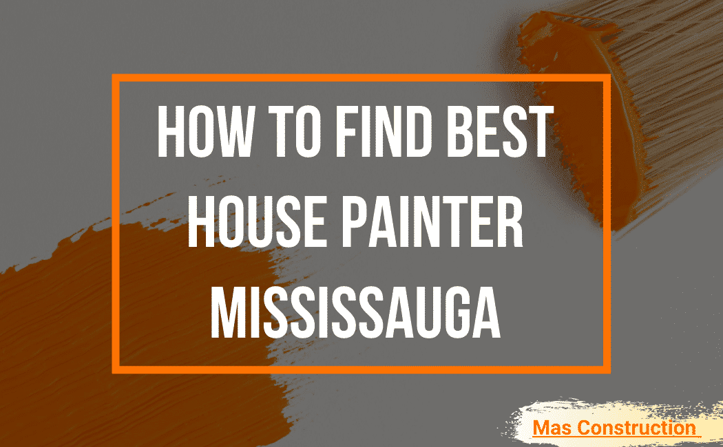 painter Mississauga