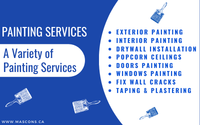 Variety-of-Painting-Services-by-Painters-in-Toronto
