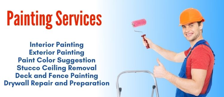house painter - painting services
