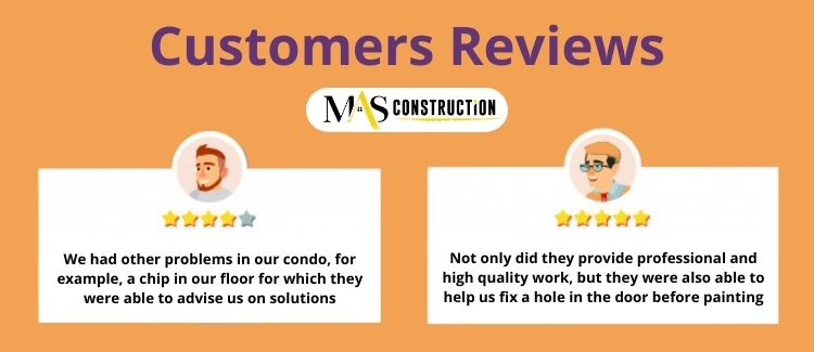 Painting in Brampton - customer reviews