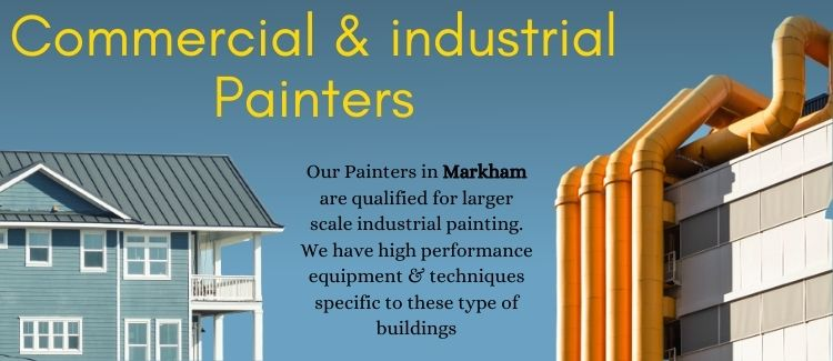 painters in markham - commercial and industrial