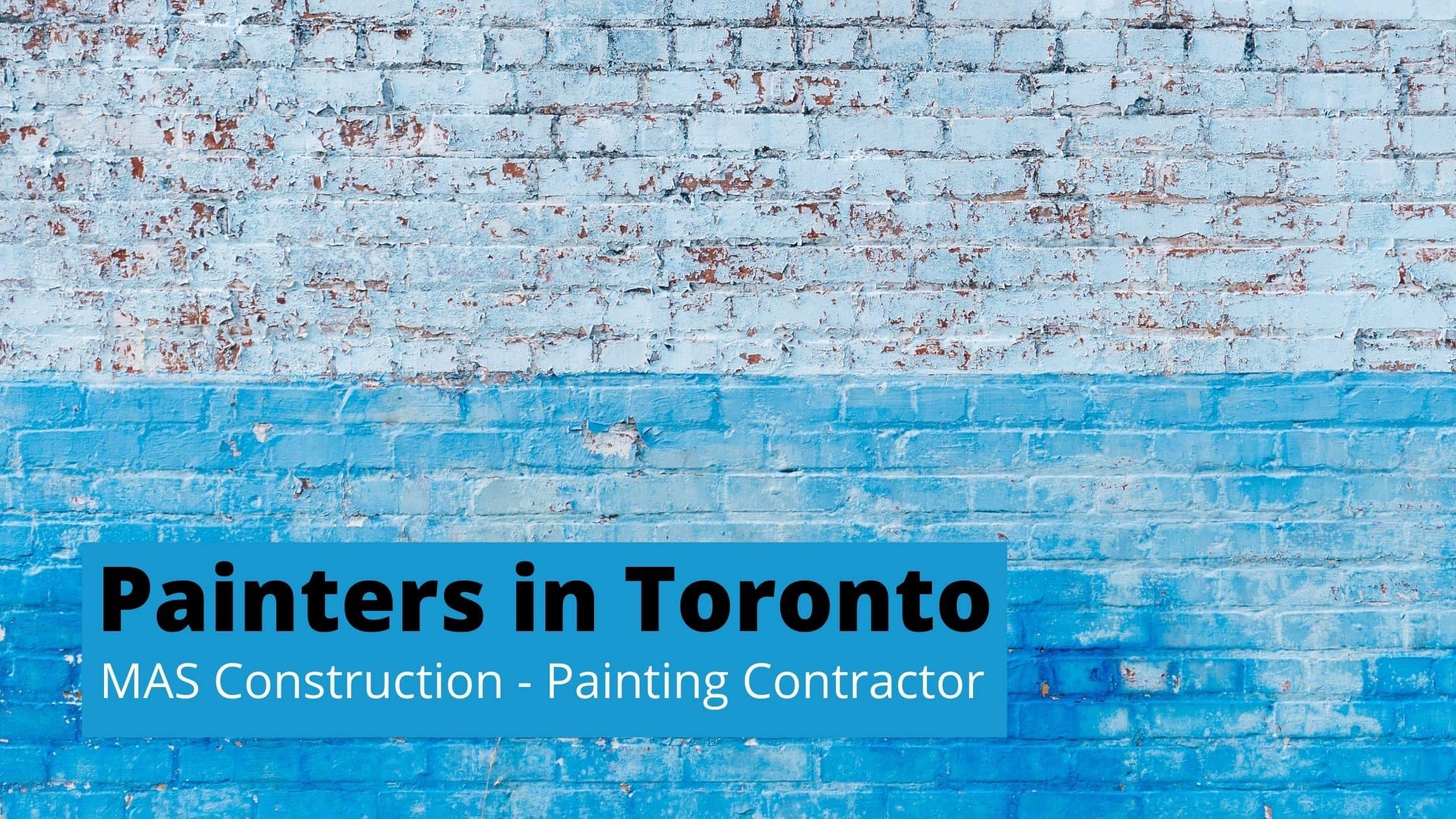 painting-contractor-toronto