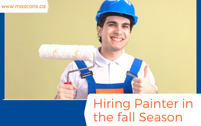 Hire-painter-fall-season-toronto