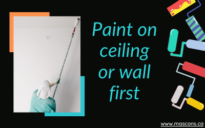 Paint-on-ceiling-and-wall