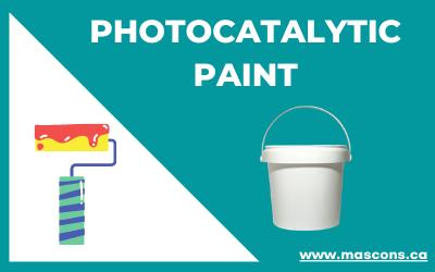 Photocatalytic paint
