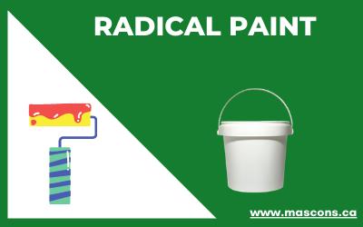 Radical paint